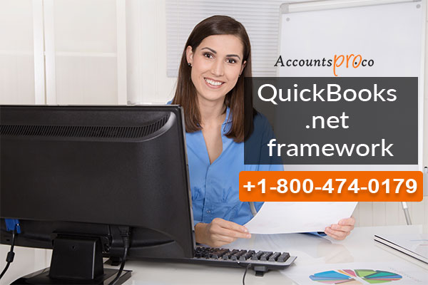 QuickBooks .NET Framework Errors