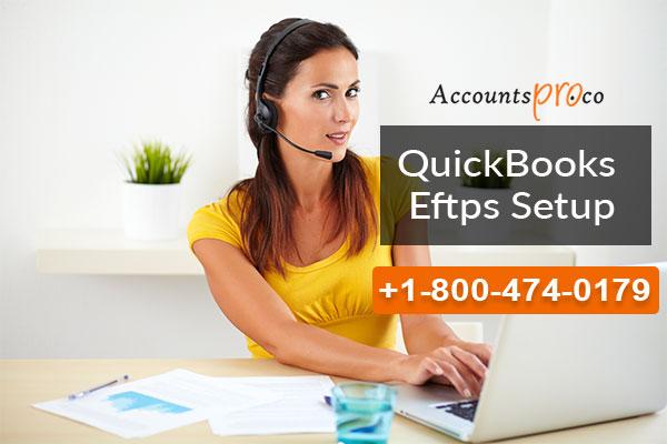 EFTS Setup QuickBooks