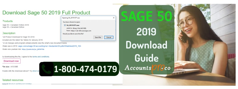 Sage 50 2019 Download