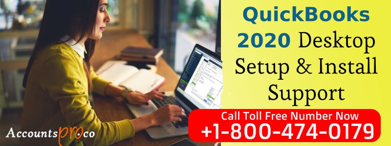 QuickBooks 2020 Install Instructions
