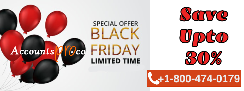 QuickBooks Black Friday Day Offers & Deal
