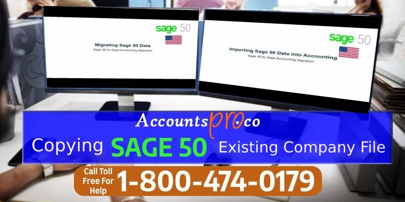 Sage Copy Company File