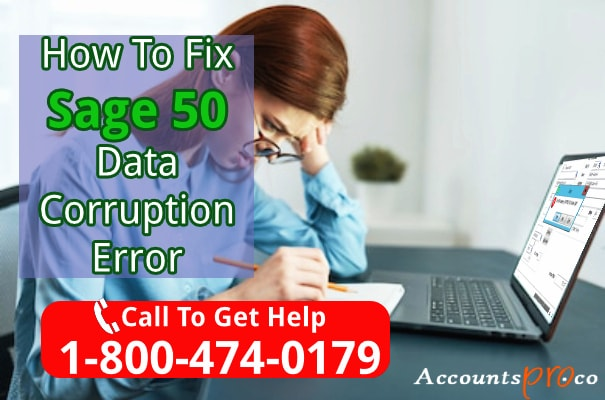 Sage 50 Data Corruption