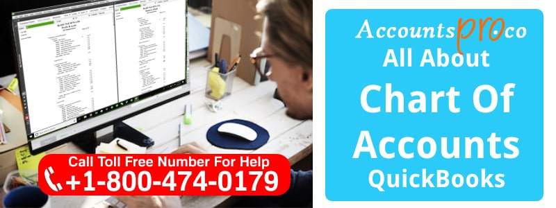 Chart Of Accounts QuickBooks
