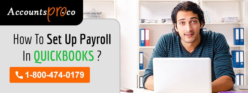 Set Up Payroll In QuickBooks