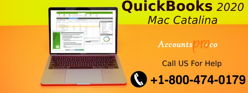 QuickBooks 2020 Mac Catalina