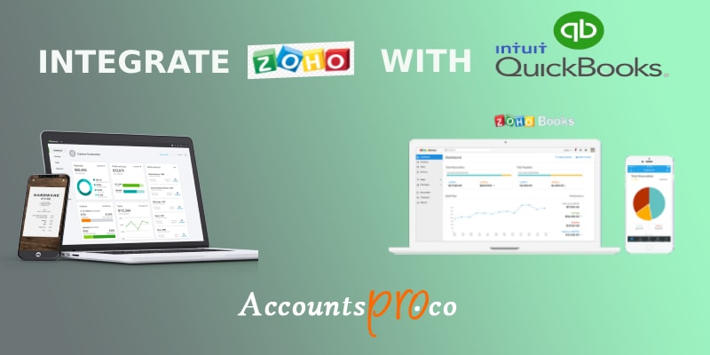 QuickBooks Zoho Integration