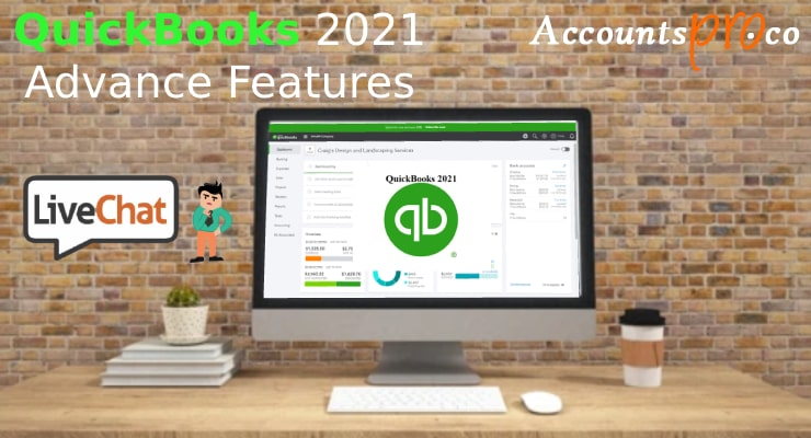 QuickBooks 2021 Advance Features