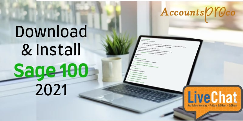 Sage 100 2021 Full Product Download