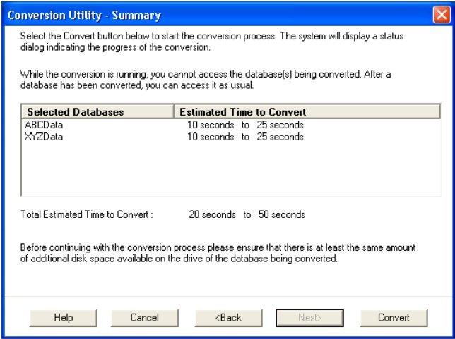 Converting Sage FAS Data