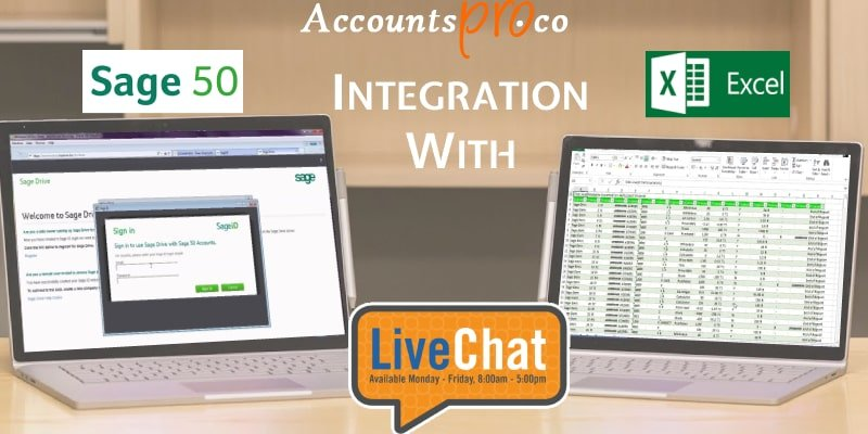 How To Connect Sage 50 To Excel