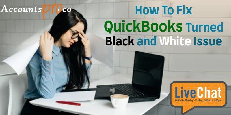 QB Screen Turned Black