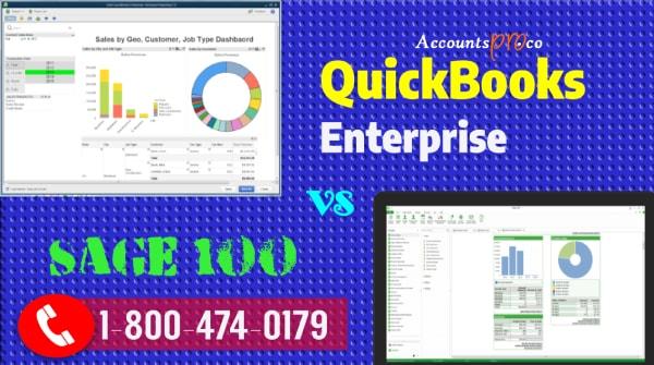 QuickBooks Enterprise Vs Sage 100 - Feature, Price & Other