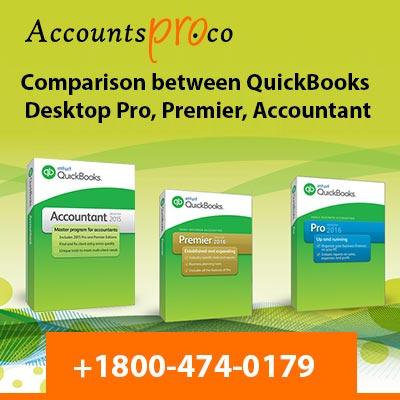 Quickbooks pro vs premier vs enterprise vs accountant 2019 rppc.