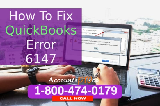 QuickBooks Error 6147 Can\u0027t Open Company File Restore QB Backup