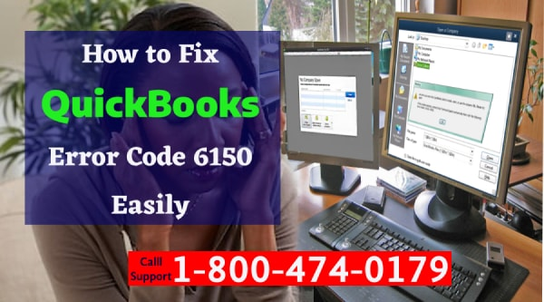 QuickBooks Error 6150 - How To Fix Company File Access Issue