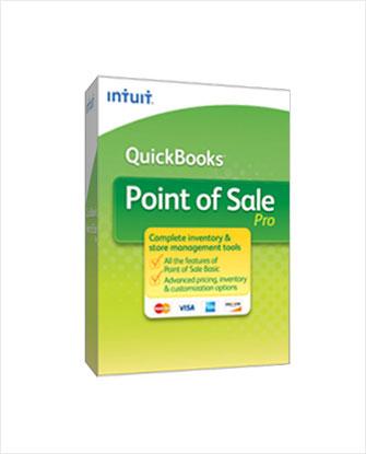 Quickbooks Point of Sale Pro 18-User V12 0